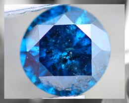 NR  Winners Prize A Beautiful Blue Diamond ~ .20 ct ~~