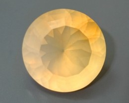 16.93ct Mexican FIRE OPAL Gemstone ~ Glowy Nice Cut