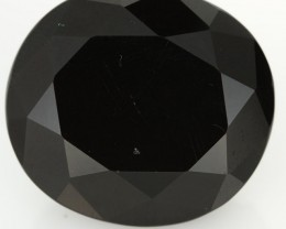 27.22 CTS OBSIDIAN NATURAL GLASS [ST8768]