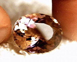 20.93 Carat VVS1 Natural Brazilian Ametrine - Beautiful