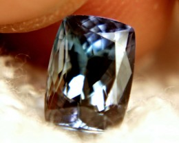 2.56 Carat VVS1 African Tanzanite - Beautiful Stone