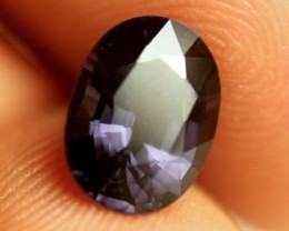 2.90 Carat Purple / Blue VVS1 Spinel - Gorgeous