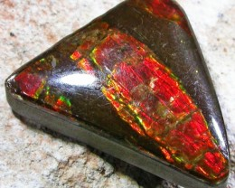 6.4 CTS NEON BRIGHT AMMOLITE DOUBLET [MGW4458]