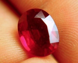 4.90 Carat VS Fiery Pigeon Blood Ruby - Superb