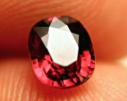 1.70 Carat VVS1 Pink Rhodolite Garnet - Gorgeous