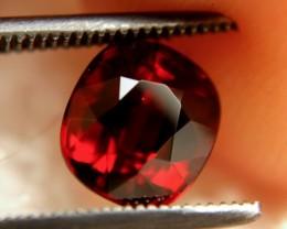 3.02 Carat VVS1 Vibrant Red African Spessartite - Gorgeoous