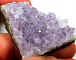 273.85 CTS AMETHYST GEMSTONE DISPLAY SPECIMEN