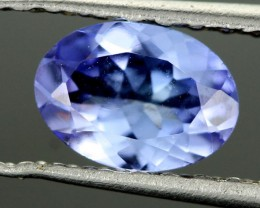 0.68 CTS VVS TANZANITE STONE - EXCELLENT CUT [ST8945]