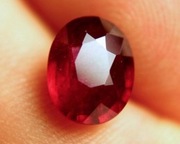 3.32 Carat VS Pigeon Blood Ruby - Gorgeous