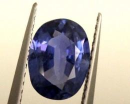 CEYLON BLUE SAPPHIRE 1.37CTS  TBM-382
