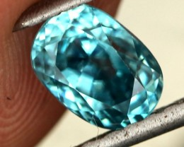 1.68 CTS CAMBODIAN SKY BLUE ZIRCON - [ST8974]