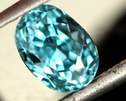 2.21 CTS CAMBODIAN SKY BLUE ZIRCON - [ST8976]