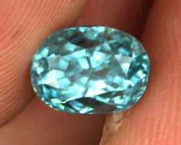 2.89 CTS CAMBODIAN SKY BLUE ZIRCON - [ST8977]