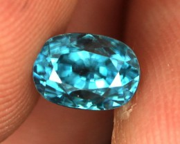1.96 CTS CAMBODIAN SKY BLUE ZIRCON - [ST8983]
