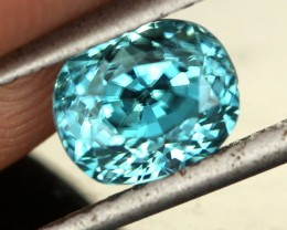 2.48 CTS CAMBODIAN SKY BLUE ZIRCON - [ST8984]
