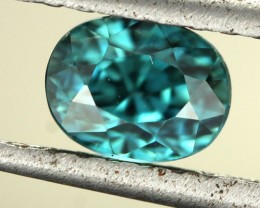 1.99 CTS CAMBODIAN SKY BLUE ZIRCON - [ST8990]