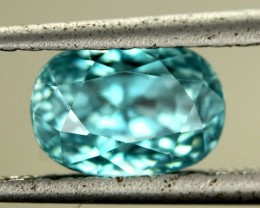 3.12 CTS CAMBODIAN SKY BLUE ZIRCON - [ST8998]