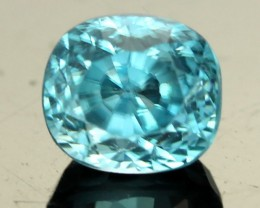 2.36 CTS CAMBODIAN SKY BLUE ZIRCON - [ST8999]