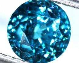 BLUE ZIRCON CAMBODIA  4.05  CTS TBM-391