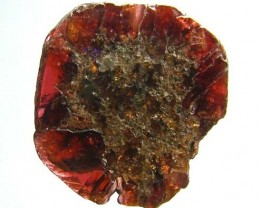 21.85 CTS GARNET ROUGH NATURAL DRILLED  NP547
