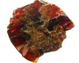 GARNET BEAD NATURAL DRILLED 15.50 CTS NP549