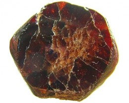 GARNET ROUGH NATURAL DRILLED 34.55 CTS NP552