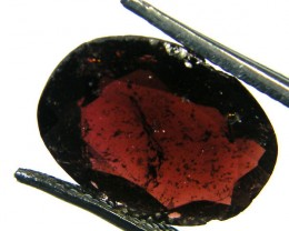 OLD TRIBAL GARNET GEMSTONE 5.40 CTS GW 1001-4