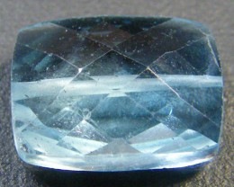 NATURAL BLUE TOPAZ BEAD 6.30 CTS GW 1451-6