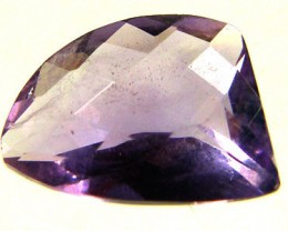 AMETHYST FREESTYLE/CHECKERBOARD  CUT 2.65 CTS [S1406 ]