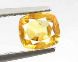 1.20ct Sparkles with Brilliance Ceylon Yellow Sapphire SL17a