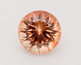 2.1ct Peach Round Sunstone (S2312)
