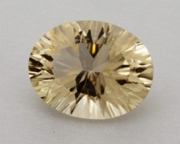 2.3ct Clear Oval Sunstone (S2319)