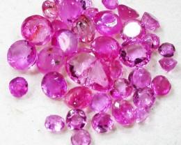 3 CTS AUSTRALIAN PINK SAPPHIRE PARCEL [ST9157]