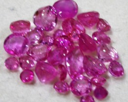 3 CTS AUSTRALIAN PINK SAPPHIRE PARCEL [ST9171]