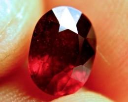 2.69 Carat Pigeon Blood VS Ruby - Gorgeous