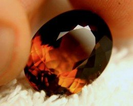 15.10 Carat Golden Brown South American Topaz - Superb