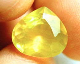 6.29 Carat Mexican Fire Opal - Lovely Stone
