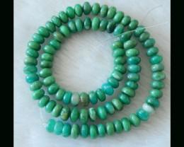 40cm  Amazonite  Loose Beads , 7x4 MM