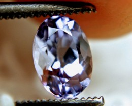 0.93 Carat Violet VVS Tanzanite - Lovely