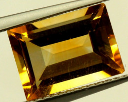 CITRINE FACETED   2.5 CTS      LG-220