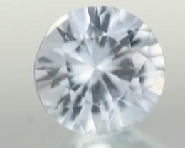 1.44CTS DIAMOND CUT SILVERY WHITE SAPPHIRE (ST9204)