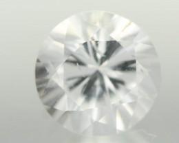 1.30CTS DIAMOND CUT SILVERY WHITE SAPPHIRE (ST9206)