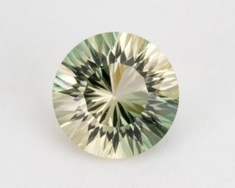 4ct Clear Green Sunstone (S2341)