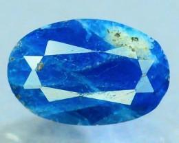 Rare 0.475 ct Natural Ultramarine Hauyne L.4