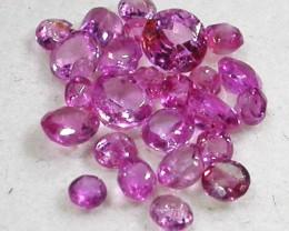 1.5 CTS AUSTRALIAN PINK SAPPHIRE PARCEL [ST9252]