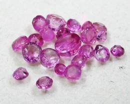 1.5 CTS AUSTRALIAN PINK SAPPHIRE PARCEL [ST9291]