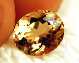 2.75 Carat VVS1 Golden Yellow Beryl - Gorgeous
