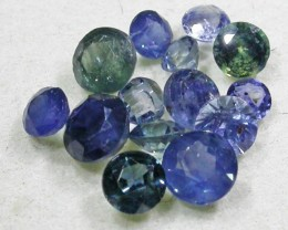 2 CTS - NATURAL BLUE AUSTRALIAN SAPPHIRE [ST9344]
