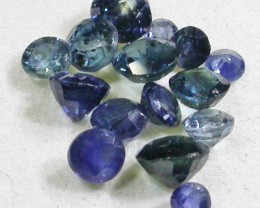 2 CTS - NATURAL BLUE AUSTRALIAN SAPPHIRE [ST9347]