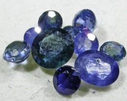 2 CTS - NATURAL BLUE AUSTRALIAN SAPPHIRE [ST9356]